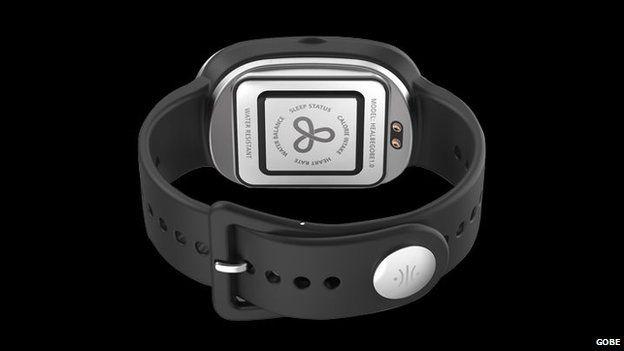 GoBe wristband
