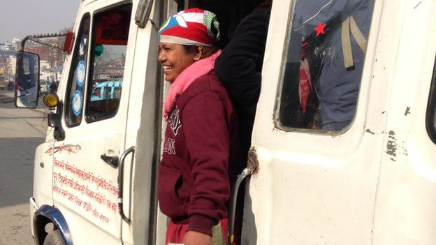 Four 17-seat women-only minibuses will run on key routes in Kathmandu during rush hour