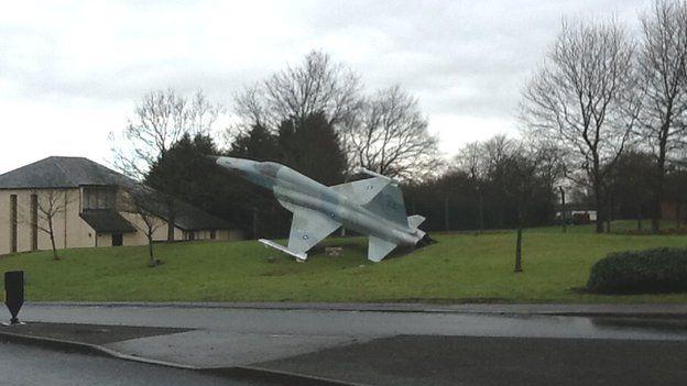 RAF Alconbury, Cambridgeshire