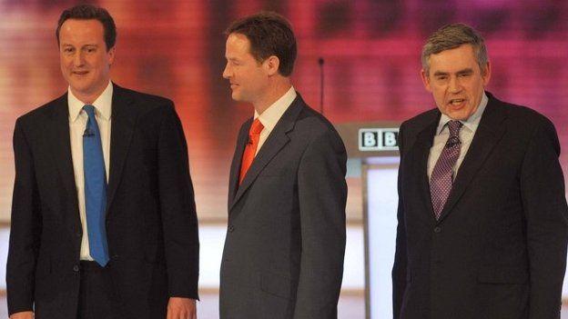 TV leaders debates