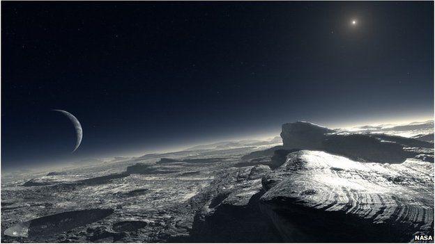 Pluto artwork