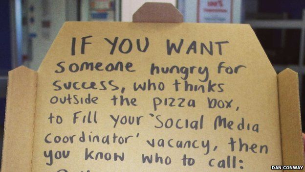 ... Daughter Pizza Box Resume