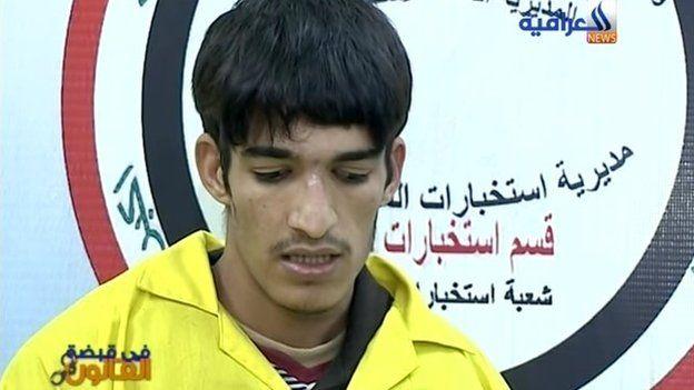 Interview with Abu Jassem on Iraqiya TV