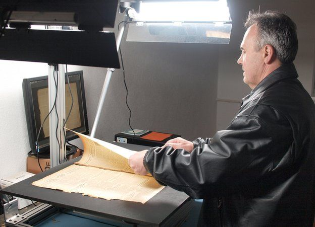 Bosnian archives being digitised
