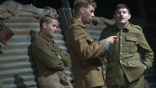 Mametz - National Theatre Wales