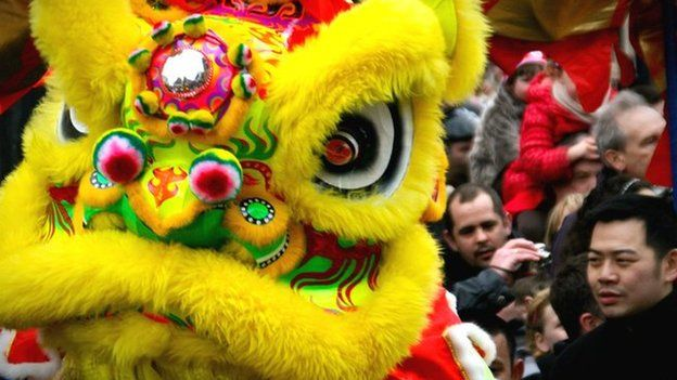 Liverpool Chinese New Year celebrations