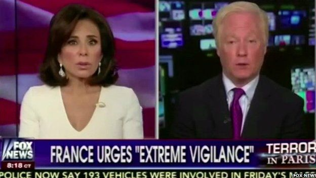 Paris Mayor to sue Fox News over Muslim claims - BBC News