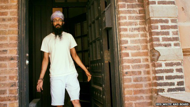 Vishavjit Singh out of costume