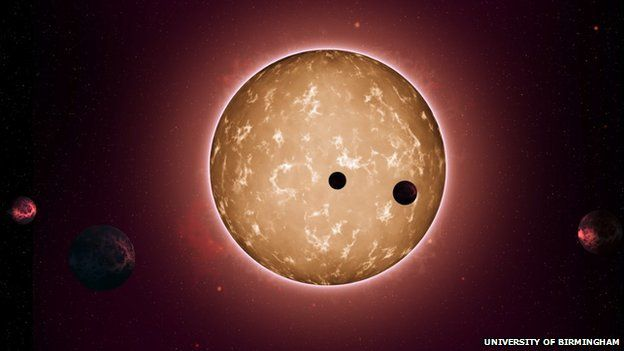Kepler-444 and associated planets