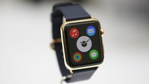 Apple Watch, Cuppertino