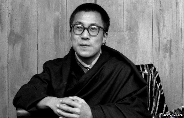 The Dalai Lama in 1959