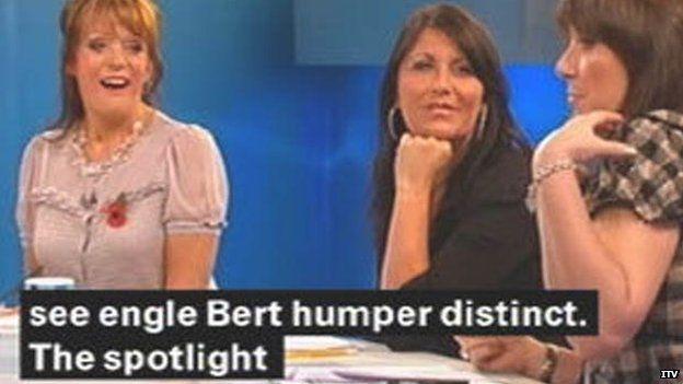 Loose Women subtitle