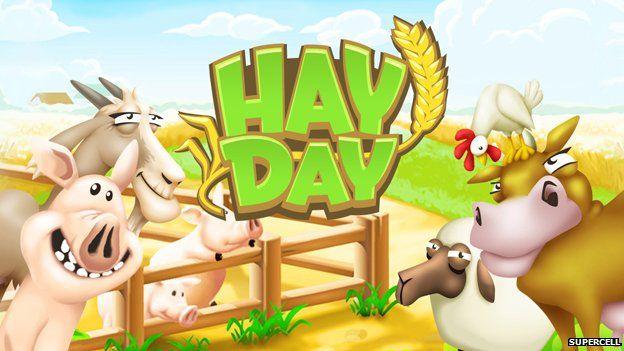 Hay Day screen shot