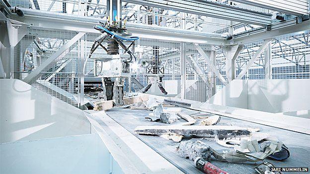 ZenRobotics's Recycler robot
