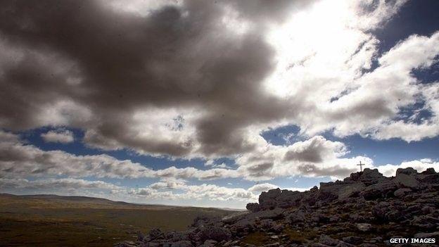 Ynysoedd y Falkland