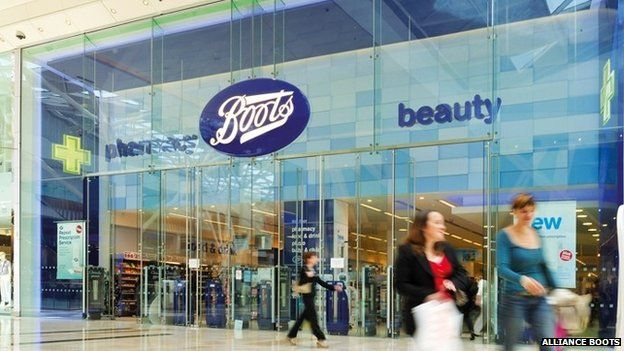 Ed Miliband hits back in row with Boots boss - BBC News d324b32b8