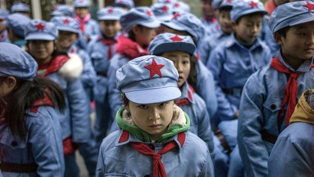 Red Army school, Sichuan