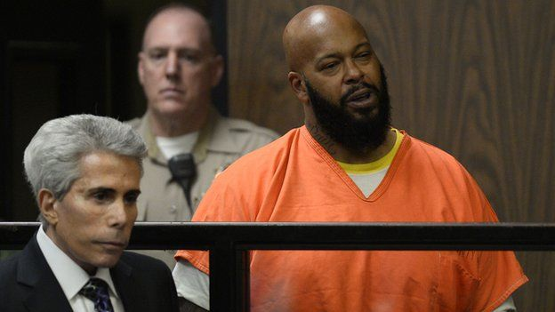 Suge Knight in court