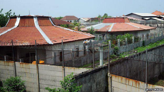 Kerobokan prison, Bali (Feb 2014)