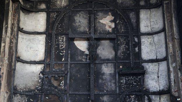 Olisabang Province India Map.Fresh Protest Against Delhi Church Attacks Bbc News