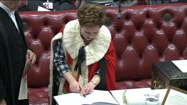 Baroness Stowell of Beeston