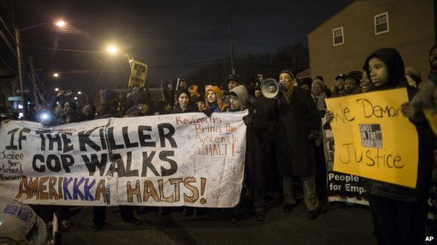 Gurley's death sparked protests in New York