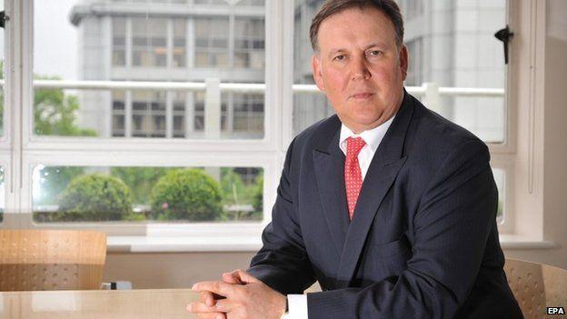Conservative Treasurer Lord Fink