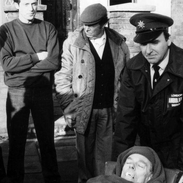 Eastenders Death Map Death in Walford: 30 years of EastEnders murders   BBC News