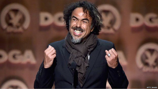 Alejandro G Inarritu at the Directors Guild of America awards