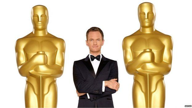 Oscar host Neil Patrick Harris