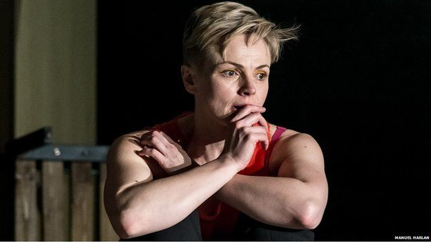 Maxine Peake in How to Hold Your Breath