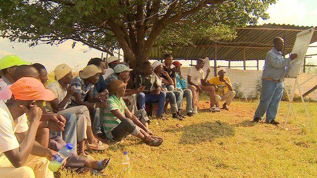 Rehabilitation centre in Mpumalanga
