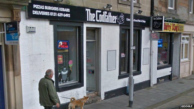 What is Scotland's punniest shop name? - BBC News