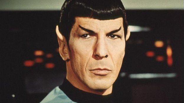 Leonard Nimoy, Star Trek's Mr Spock, dies at 83 - BBC News