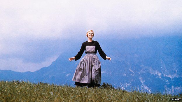 The truth about the Sound of Music family - BBC News