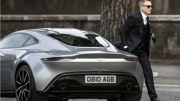 Aston Martin Battles To Reinvent Itself BBC News - Aston martin news