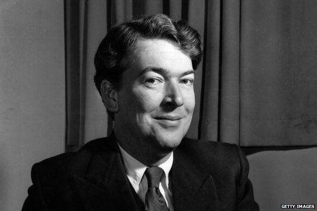 Kingsley Amis in 1958