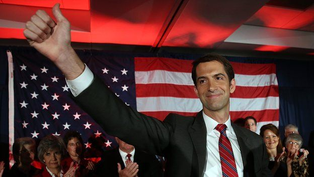 Senator Tom Cotton, an Arkansas Republican, was the lead author of the letter to Iranian leaders