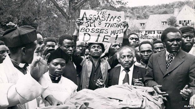 Funeral of Josiah Mwangi Kariuki