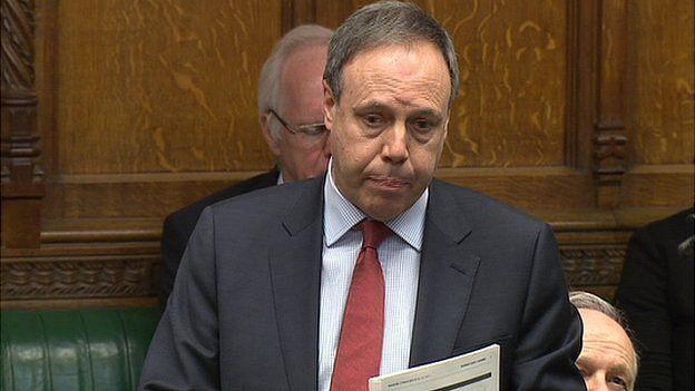 DUP MP Nigel Dodds