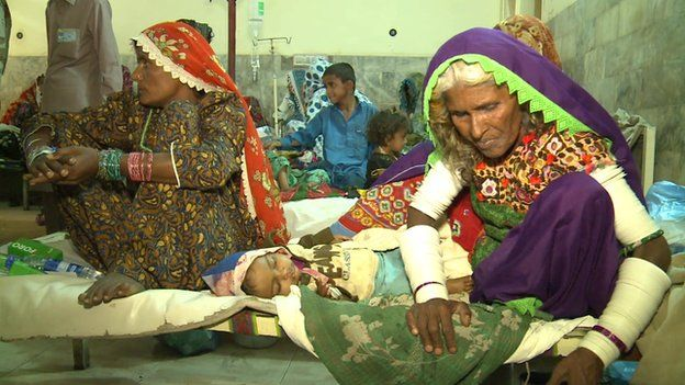 Hospital in Thar