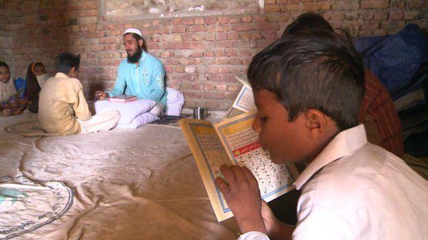 School in Thar
