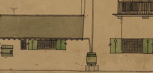 Mackintosh design for an Artist's House in the Country
