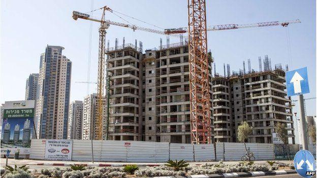 Building site in Netanya