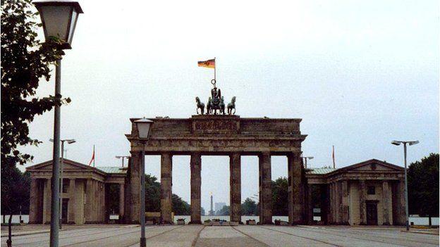 brandenburgh gate