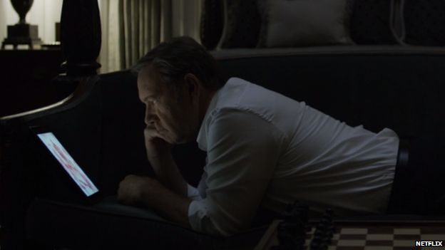 House of cards screengrab