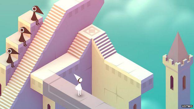 Monument Valley screengrab
