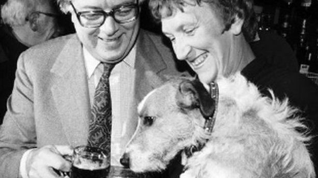 Chancellor Sir Geoffrey Howe liked the Budget so much he named his dog after it