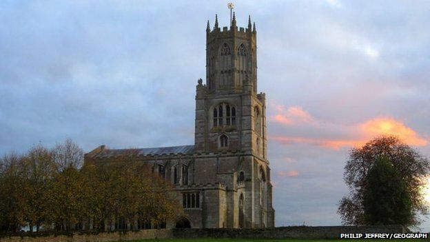 St Mary and All Saints' Church, Fotheringhay