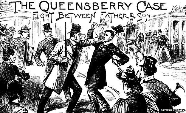 Image from the Illustrated Police News, 1895